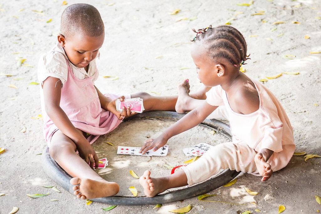 Børn i Afrika III