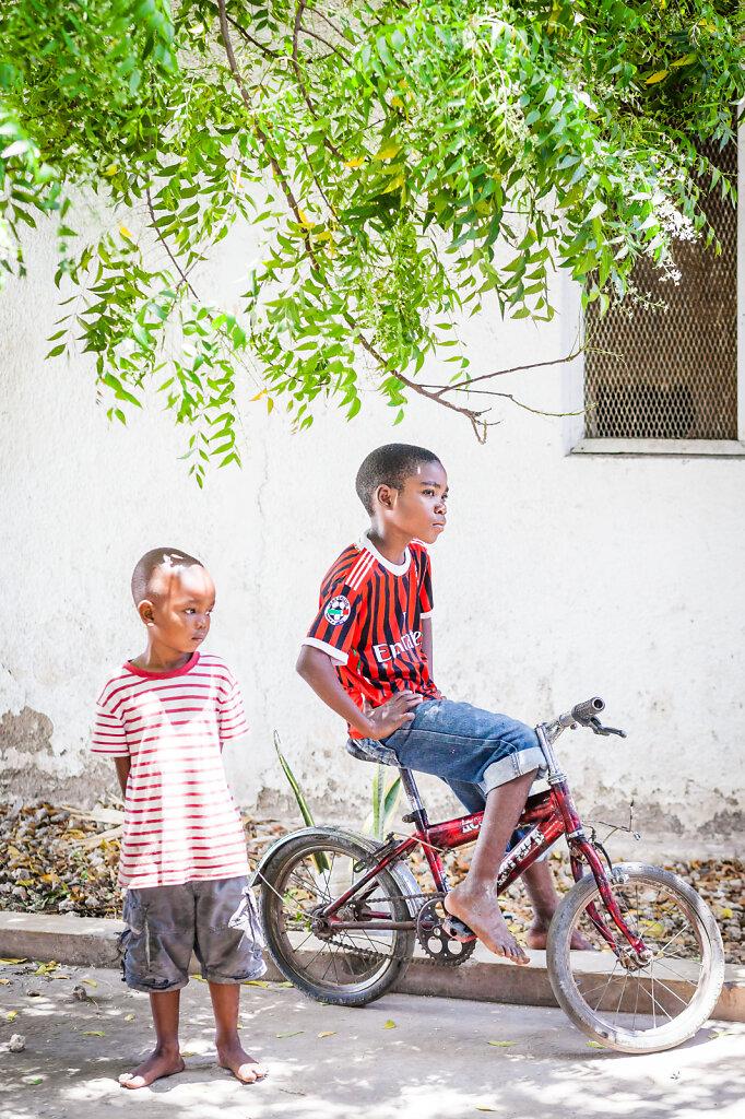 Børn i Afrika VI
