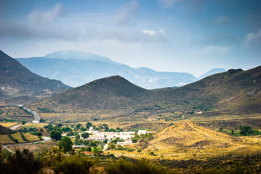 Andalusisk landskab II