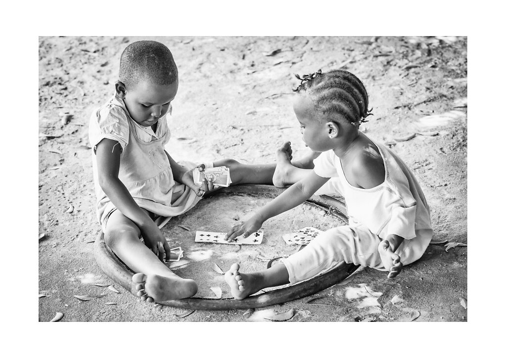 005 Childs play, Kigamboni, Tanzania, a3 print on Canon Premium Fine Art Smooth paper (Hahnemuhle 100% Cotton Rag 310g), printed on Canon Pixma Pro-1