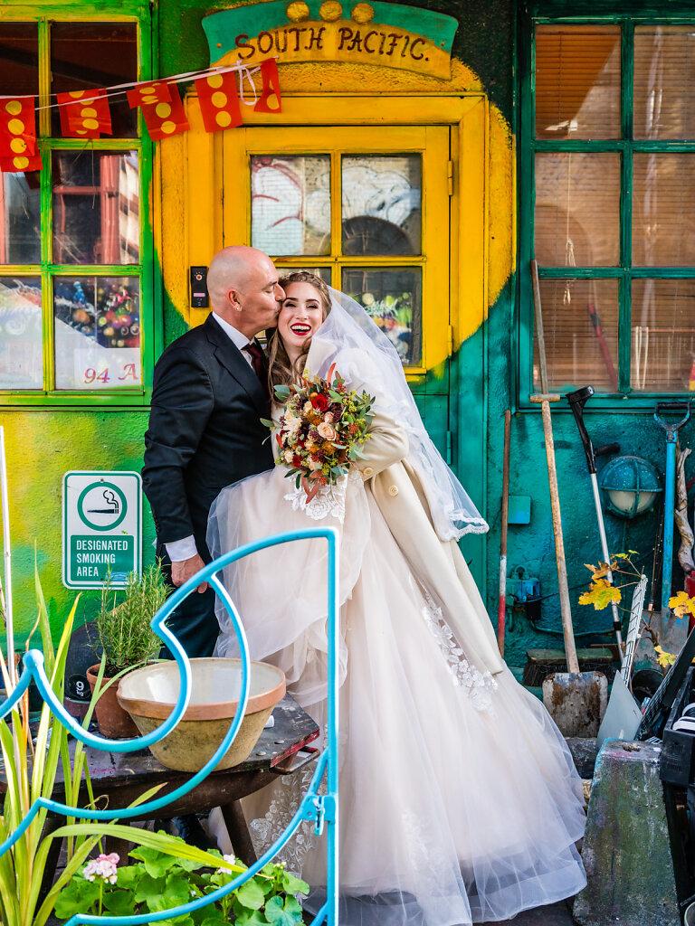 Bryllupsportræt II